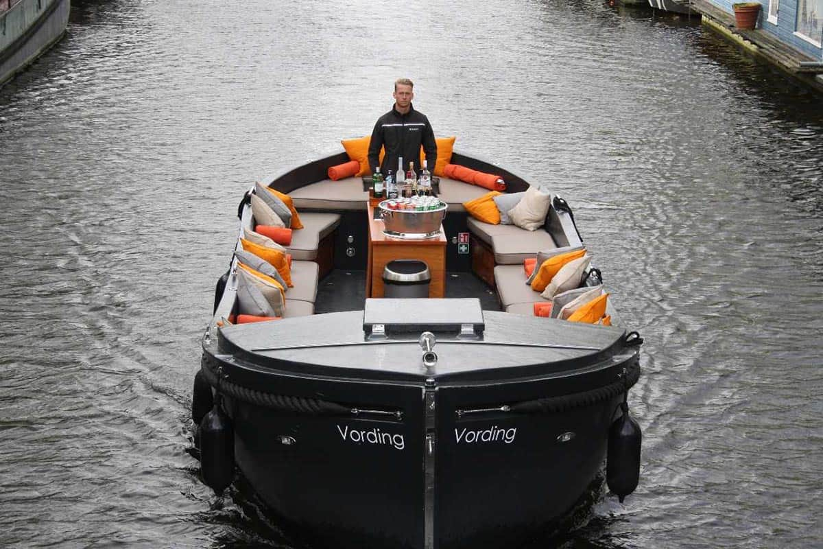 Dinghy Vording